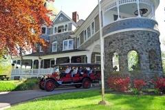 Mansion-Wagon